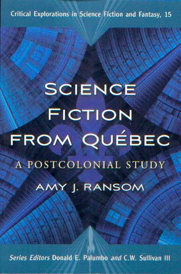 critical essay science fiction