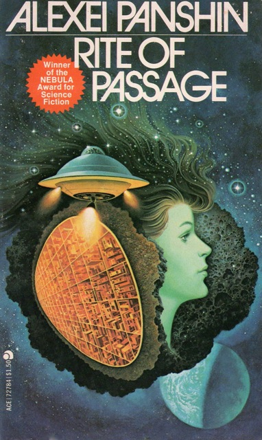 an analysis of philosophy in rite of passage by alexei panshin We asked for suggestions of your favourite science fiction books the novel became immensely popular and established le guin's a literary analysis of rite of passage by alexei panshin.