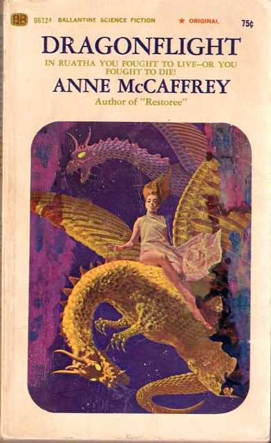 dragonflight essay Dragonflight by anne mccaffrey when anne mccaffrey passed away in 2011, i  was saddened, as many people in the sf community were.