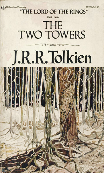 lord of the rings two towers book
