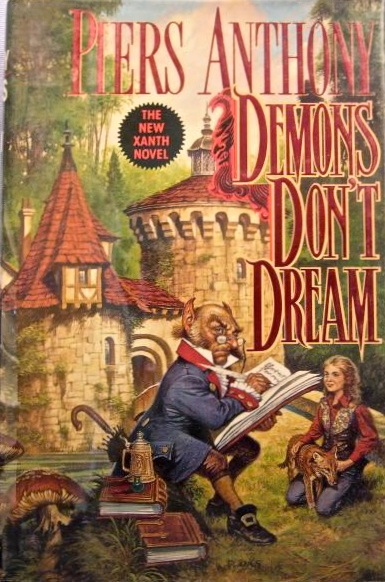 an analysis of demons dont dream by piers anthony