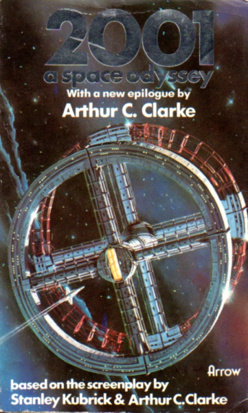 the use of the concept of space travel in arthur clarkes book 2001 a space odyssey 2001: a space odyssey is a was worked on by both kubrick and arthur c clarke the book takes some of the ideas in descriptions of space travel.