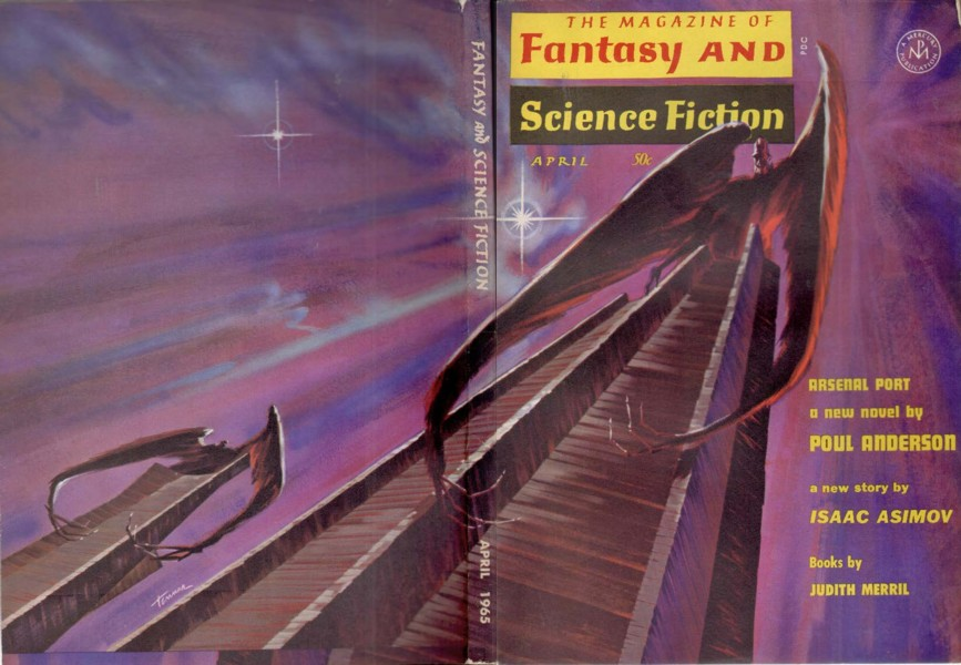 The Magazine of Fantasy and Science Fiction, April 1965