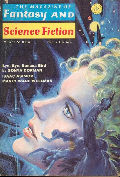 The Magazine of Fantasy and Science Fiction, December 1969
