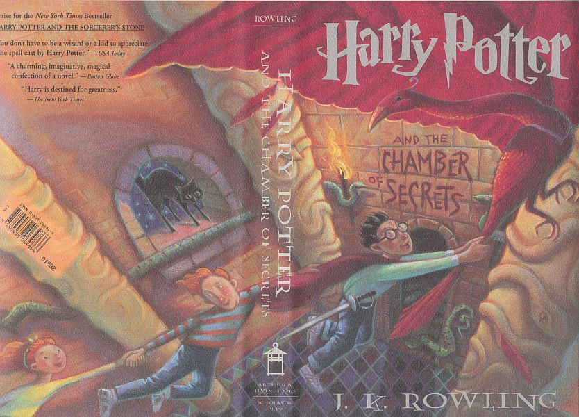 harry potter and the chamber of secrets pdf scholastic