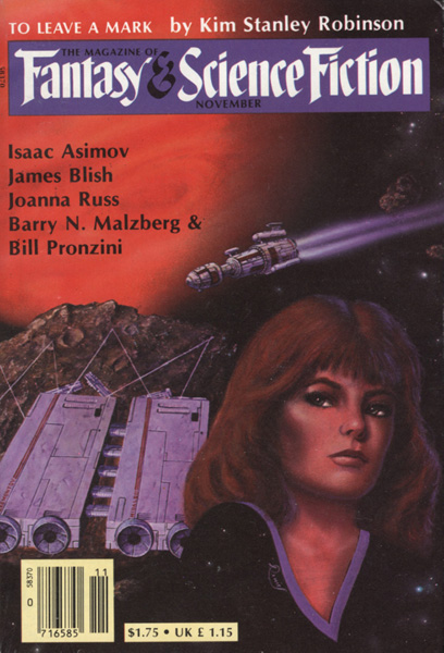 Publication: The Magazine of Fantasy & Science Fiction