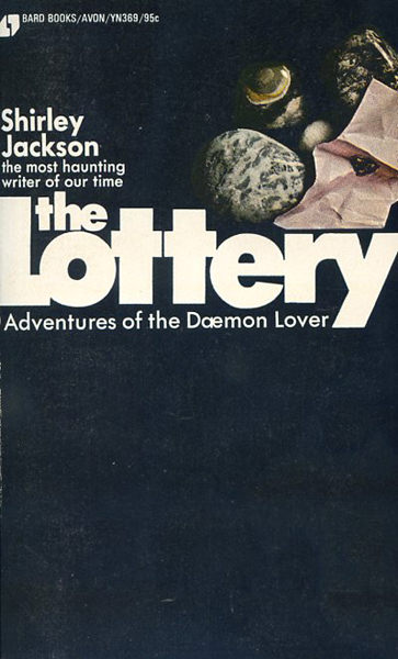 a literary analysis of the lottery by shirley jackson Source: shirley jackson: 'the lottery,' in understanding fiction, edited by cleanth brooks and robert penn warren, second edition, appleton-century-crofts, 1959, pp 72-6 [brooks was one of the most influential of the new critics he espoused a critical method characterized by a close reading of texts in which an individual work is evaluated solely.