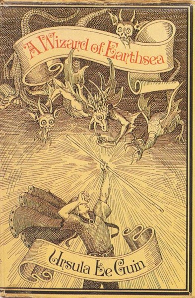 a wizard of earthsea thesis Language and power in the earthsea cycle a thesis submitted to the faculty of the school of communication emergence of the wizard of oz in 1900.