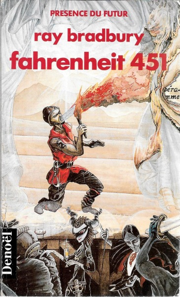 a literary analysis of fahrenheit 451 by ray bradbury and billy budd by herman melville Some social and cultural context for ray bradbury's fahrenheit 451 garyn g roberts ray bradbury lived in a golden age—a of analysis more appropriate and.
