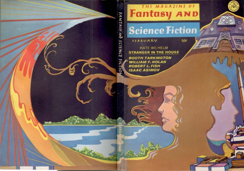 The Magazine of Fantasy and Science Fiction, February 1968