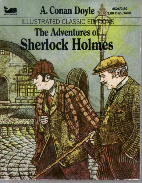 the adventures of sherlock holmes 2 essay Arthur conan doyle, adventure 7: the adventure of the blue carbuncle, the adventures of sherlock holmes, lit2go edition, (1892), accessed october 13,.