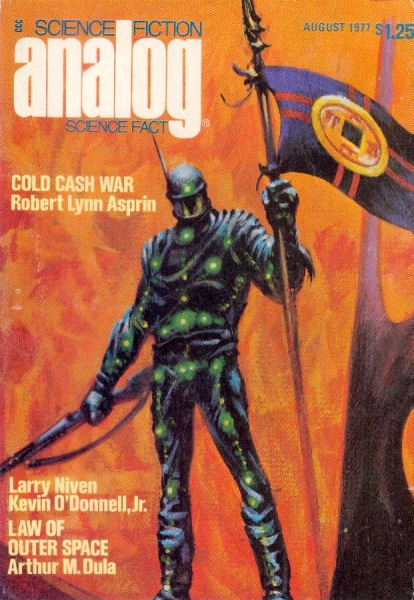 Analog, August 1977