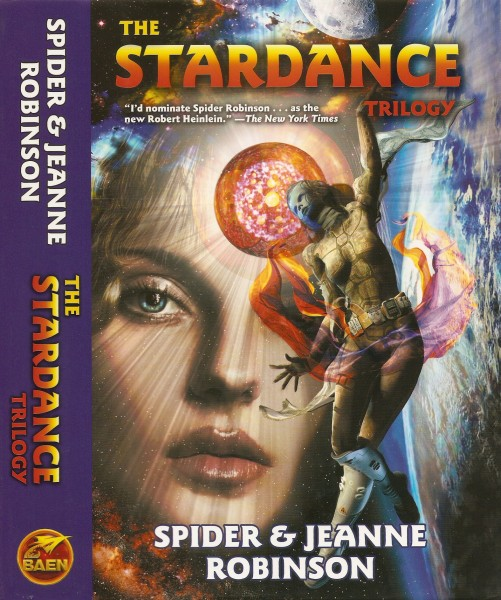 The Stardance Trilogy Authors: Jeanne Robinson , Spider Robinson ...
