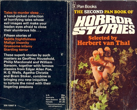 Publication: The Second Pan Book of Horror Stories