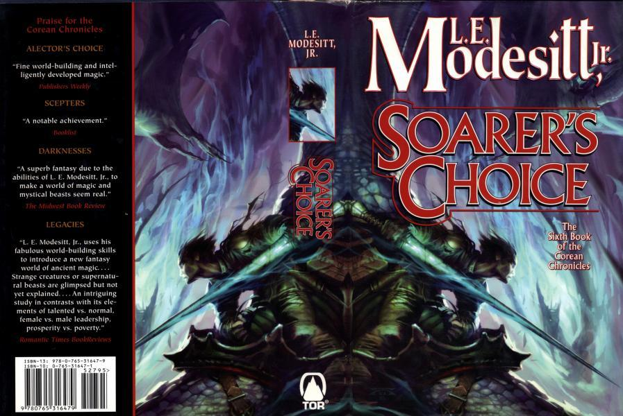 Publication: Soarer's Choice: The Sixth Book of the Corean Chronicles