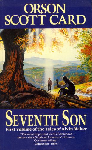 seventh son orson scott card epub  gratis