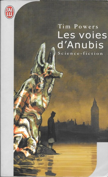All Covers for The Anubis Gates