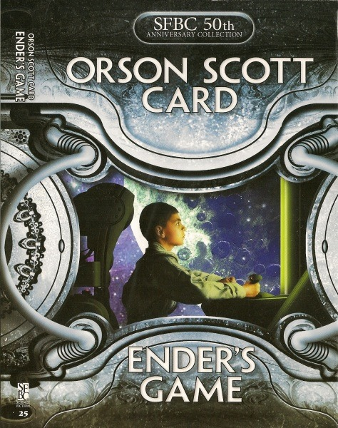 Ender's Game (SFBC 50th Anniversary Collection) Orson Scott Card