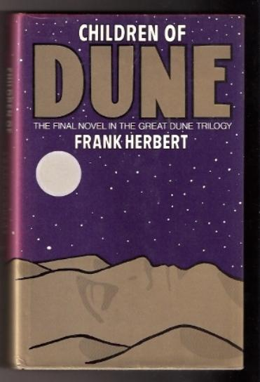 Children Of Dune Book Cover : All covers for children of dune