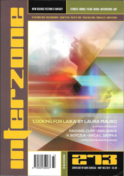 Interzone 273 cover