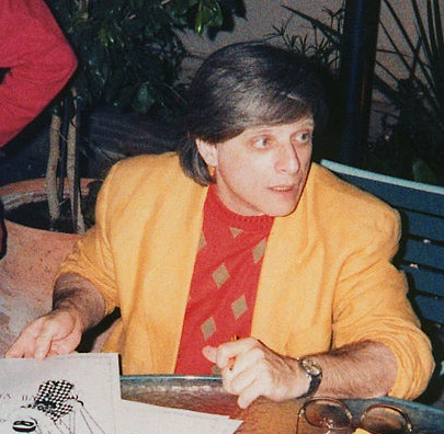 Image of Harlan Ellison