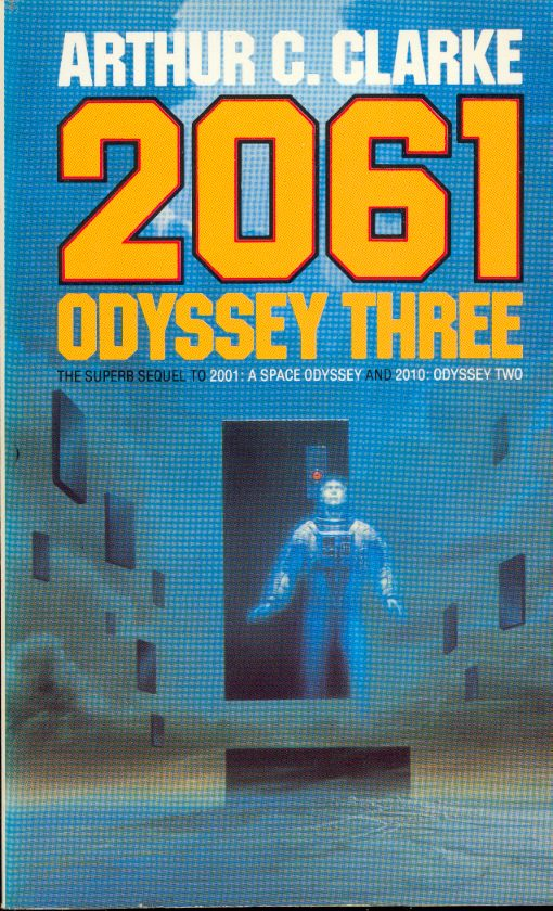 a reading report on arthur c clarkes 2061 odyssey three Introduction/navigation page for the books section book at first you are reading the biography of two sisters told in flash back after the in 2061, it.