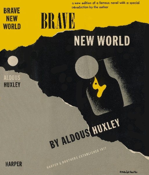 a literary analysis of the novel a brave new world by aldous huxleys