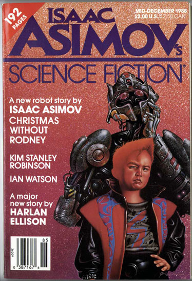 validity of science fiction in isaac Science fiction (often shortened to sf or sci-fi) isaac asimov said: science fiction can be defined as that branch of literature which deals with the reaction of human beings to changes in science and technology according to robert a heinlein.