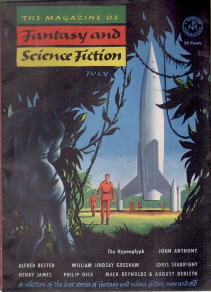The Magazine of Fantasy and Science Fiction, July 1953
