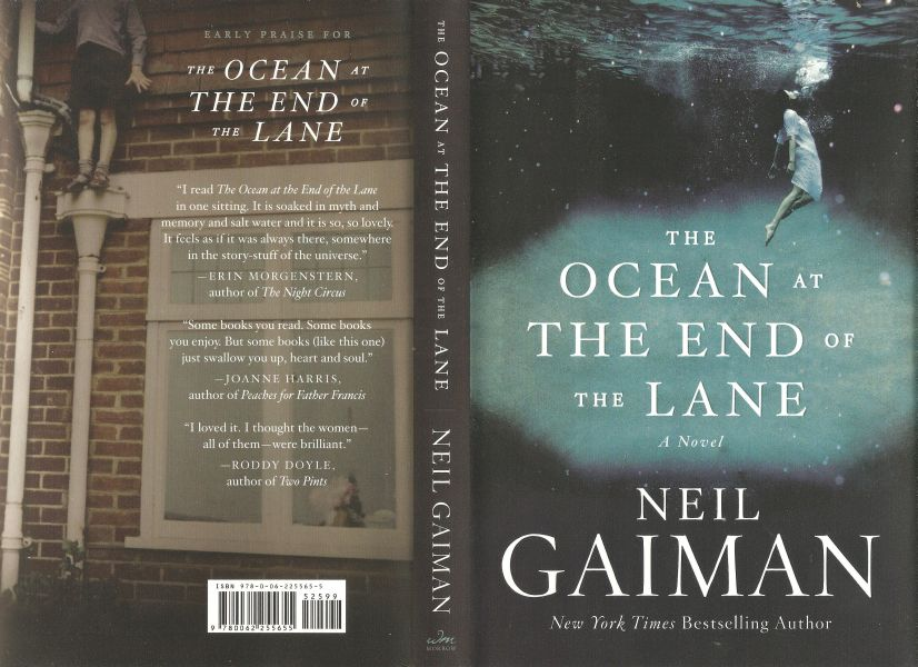 The Ocean At The End Of The Lane By Neil Gaiman: Publication: The Ocean At The End Of The Lane