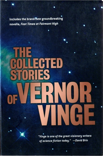 publication the collected stories of vernor vinge