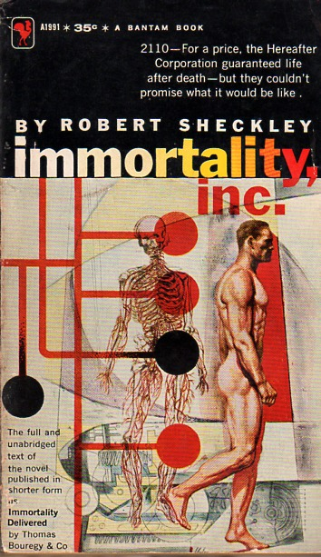 Immortality, Inc. - SHECKLEY, Robert