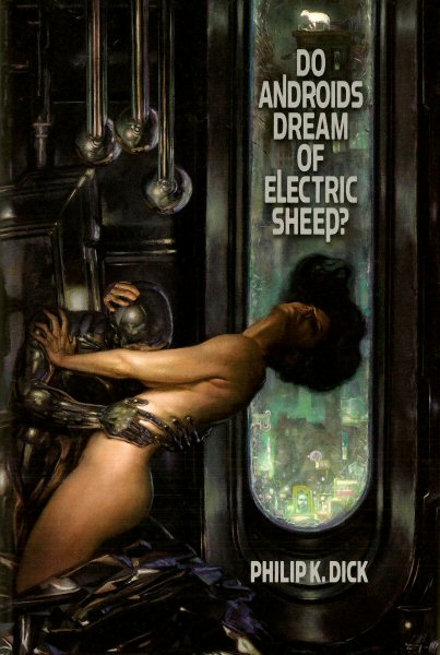 publication do androids dream of electric sheep