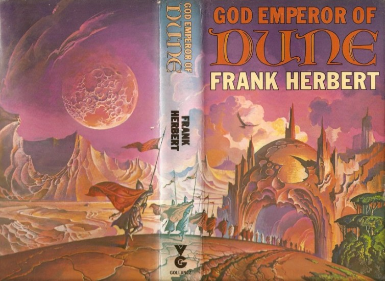 an analysis of frank herberts novel dune You can browse the book matches here dune by frank herbert other books in the dune series include: dune messiah, children of dune, god emperor of dune.