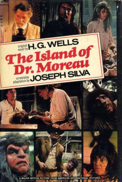 a short review of the island of doctor moreau a novel by h g wells John frankenheimer's nasty new screen version of ''the island of dr moreau'' brings fur-bearing special effects to h g wells's century-old novel about a mad.